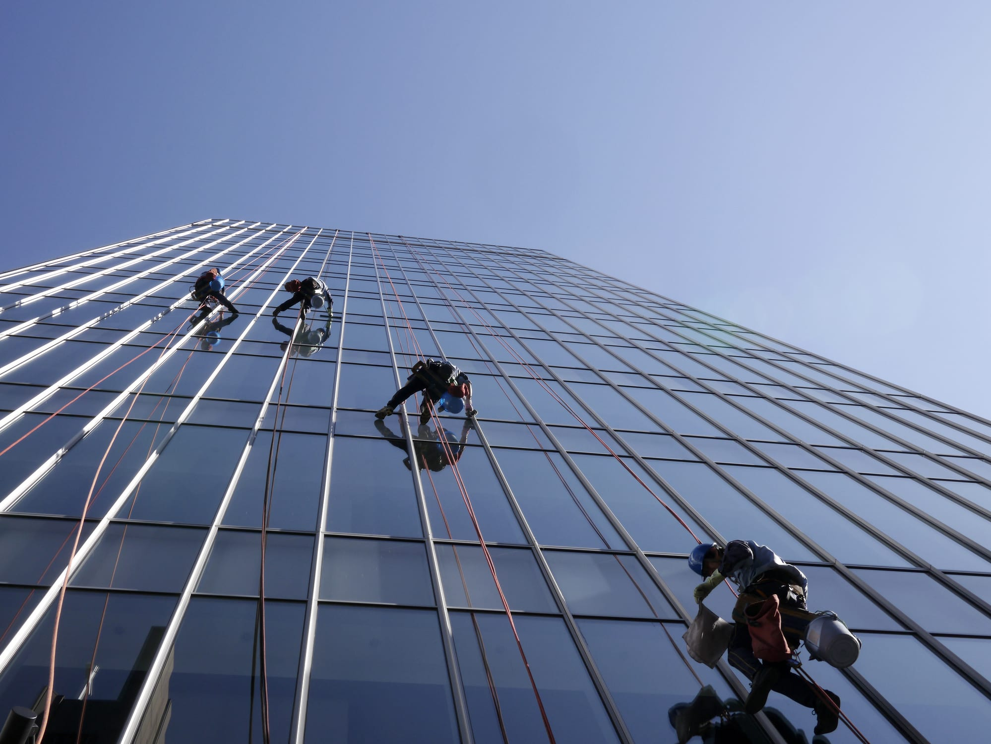 Window washers liability insurance