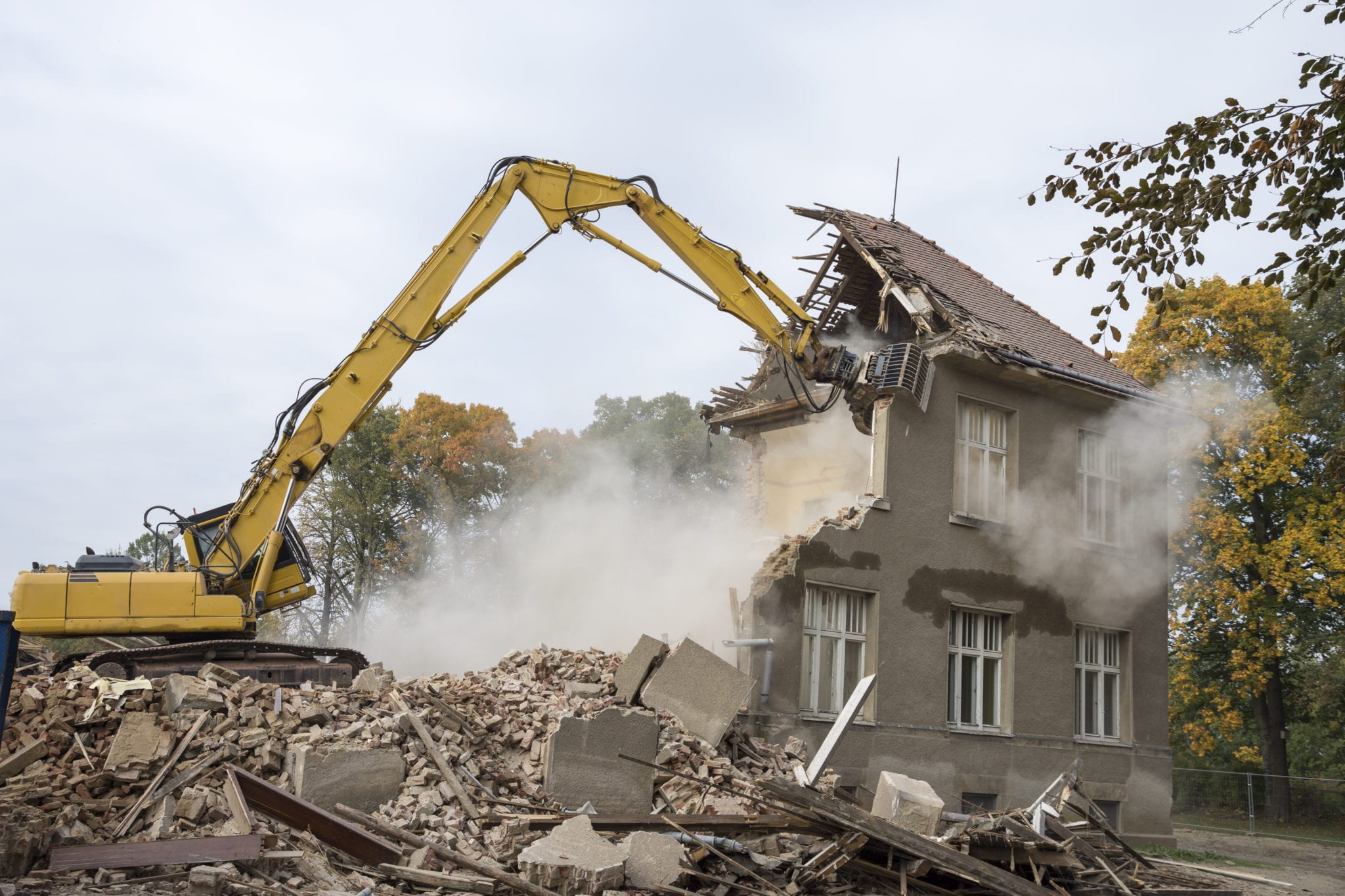 Insurance for Demolition Companies