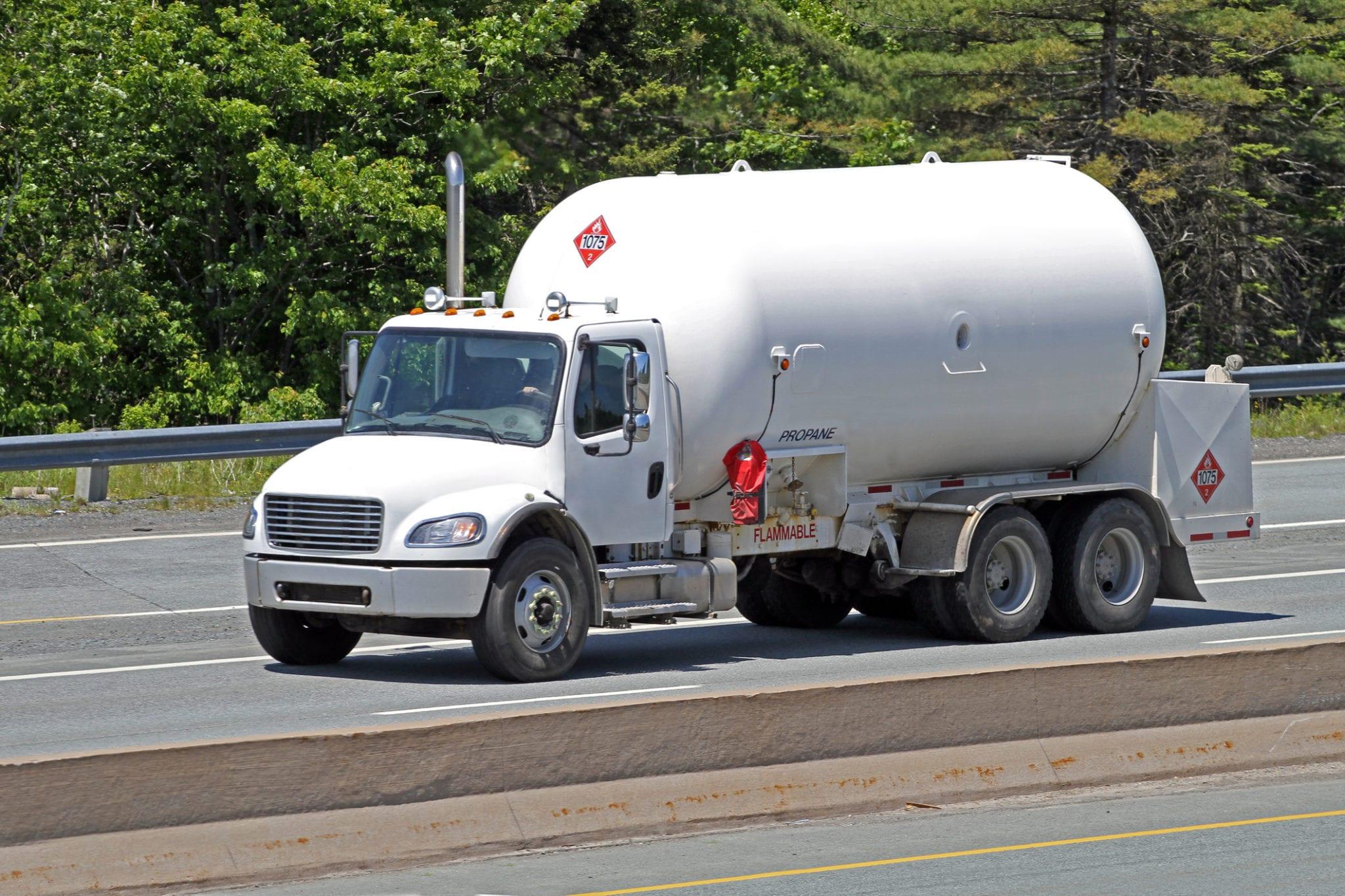 Propane Truck Insurance
